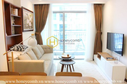 A Vinhomes Central Park apartment which grabs all of your emotional feelings