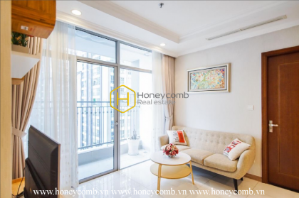 Can't control your desire as seeing this Vinhomes Central Park apartment
