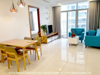 No more hesitation with our first-class apartment for rent in Vinhomes Central Park