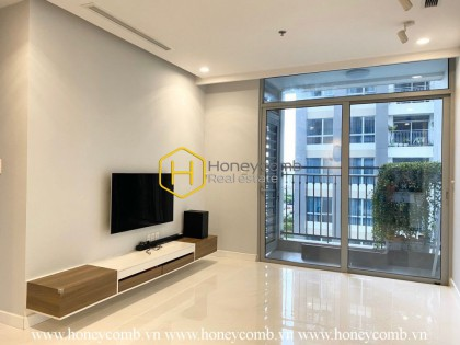 Get the chilled vibes through this exciting and palatial apartment in Vinhomes Central Park
