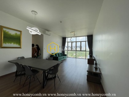 Don't wait anymore ! This typical apartment is designed for you in The Vista