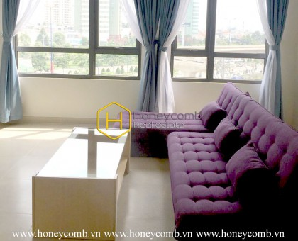 Good price 3 beds apartment low floor in Masteri Thao Dien for rent