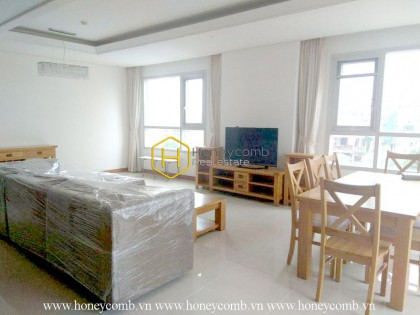 Fully furnished with 3 bedroom for rent in Xi Riverview Palace