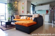 City garden apartment for rent, 2 bedrooms, modern style