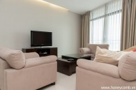 High floor 2 bedrooms apartment for rent in City Garden