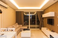 Amazing decoration 2 beds apartment for rent in Thao Dien Pearl