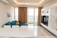 Fantastic apartment for rent on high floor in Thao Dien Pearl