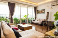 Thao Dien Pearl nice 2 beds apartment for rent