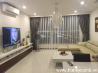 Spacious 3 bedrooms apartment with nice decor in Thao Dien Pearl