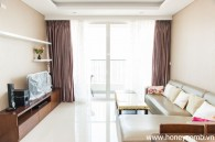 2 beds Luxury apartment for rent in Thao Dien Pearl