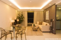 Big balcony 2 bedrooms apartment for rent in Thao Dien Pearl