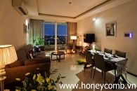 Great design 2 beds apartment for rent in Thao Dien Pearl