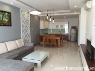 2 bedrooms apartment suitable for couples in Thao Dien