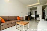 Nice furnished apartment for rent in Thao Dien Pearl