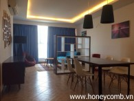 3 bedrooms Open kitchen apartment for rent in Thao Dien Pearl