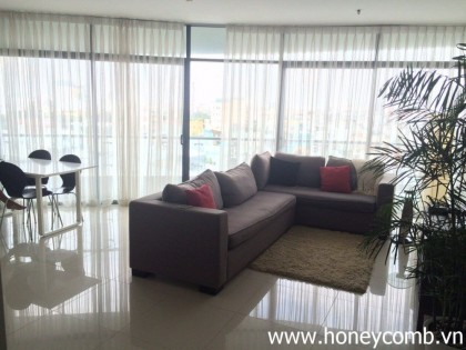 Luxury 2 bedrooms apartment for rent in City Garden