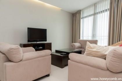 High floor 2 bedrooms apartment for rent in City Garden
