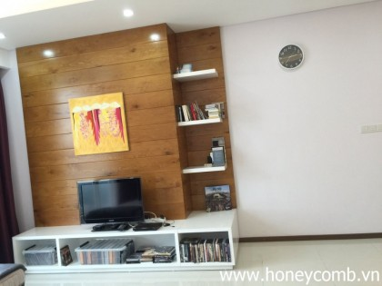 3 bedrooms apartment on high floor Thao Dien Pearl