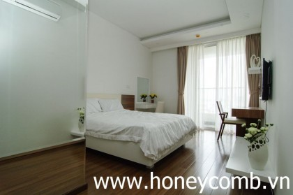 Great decor 2 beds apartment for rent in Thao Dien Pearl