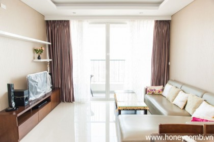 Nice designed apartment for rent in Thao Dien Pearl