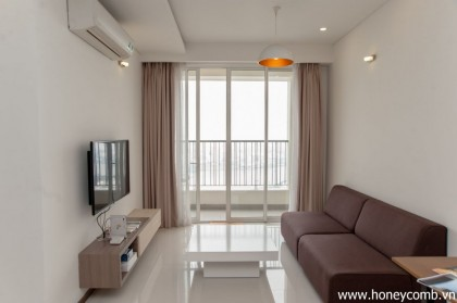 Nice designed with 2 bedrooms apartment in Thao Dien Pearl