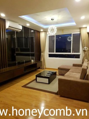 Beautiful Decor for 3 bedrooms apartment for rent in Tropic garden