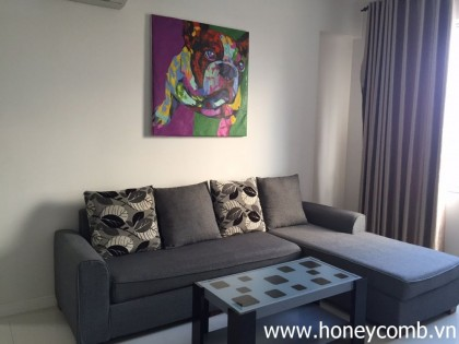 Tropic Garden 2 bedrooms apartment with nice decoration