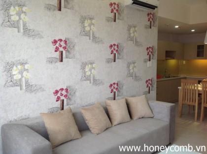 Luxury 2 beds apartment for rent in Tropic Garden