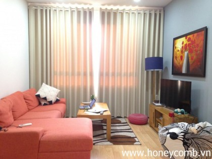 Brand new and cute 2 bedrooms apartment for rent in Tropic garden