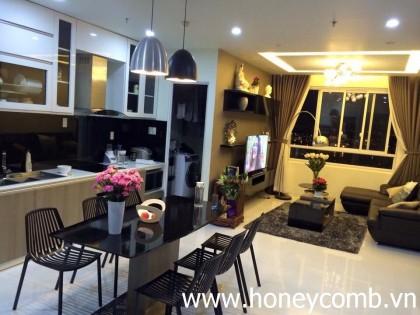 Tropic Garden 2 bedrooms apartment on high floor