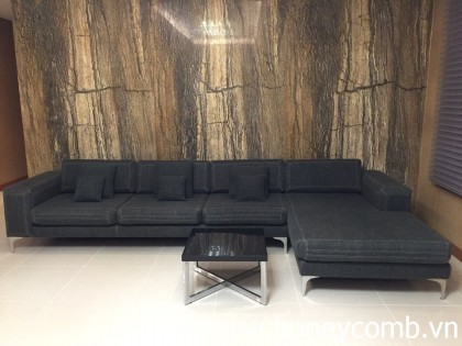 Modern furniture and nice view apartment for rent in Xi Riverview