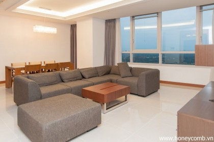 Modern style furniture with 3 bedrooms in Xi Riverview