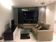 Great! Two beds apartment with modern style in City Garden for rent