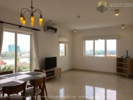 Three beds apartment with river view in River Garden for rent