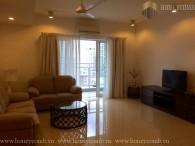 3 bedroom apartment high floor in River Garden for rent