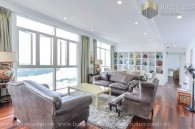 Great! Penthouse 4 beds apartment luxury design in The Vista for rent