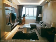 Two bedroom apartment full furniture in Tropic garden for rent