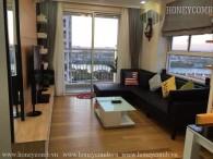 Cho thuê căn hộ 3 phòng ngủ nội thất và tầm nhìn cực đẹp tại Tropic Garden