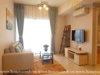 One bedroom apartment with balcony in Masteri Thao Dien