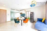 Brand new 1 bedroom serviced apartment in Thao Dien