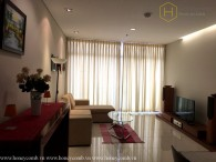 Good price 1 bedroom apartment with city view in City Garden