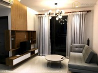 Brand new 2 beds apartment with open kitchen in The Estella Heights