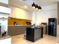Amazing 2 beds apartment in The Estella Heights for rent