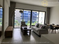 Classy high-storey 2 bedrooms apartment in Gateway Thao Dien
