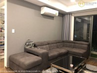 Commodious 3 beautiful bedrooms apartment in Masteri Thao Dien