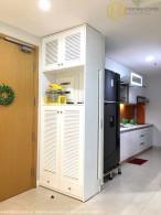 Căn hộ 2 phòng ngủ đầy đủ nội thất tại Masteri Thảo Điền cho thuê