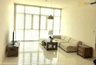 3-bedroom apartment, fully furnished at The Vista for rent