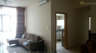 Simple 2beds apartment in The Vista for rent