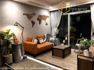 Graceful 2 bedrooms apartment with full feature in Vinhomes Central Park