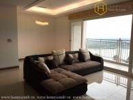 Căn hộ 3 phòng ngủ tuyệt vời ở Xi riverview